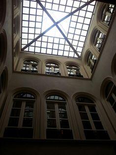 Lucernario del Patio, Hotel Villa Oniria, Hotel con Encanto en el centro de Granada