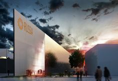 Competition Entry: Russian Pavilion (Milan Expo 2015) / Architects of Invention