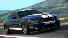 GT 500 Shelby.
