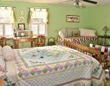 The Loft Living/Bedroom  @ MeadowViewFarm.info Bed And Breakfast, Loft, Bedroom, Furniture, Home Decor, Lofts, Bedrooms, Interior Design, Home Interior Design