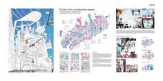 Cybertopia: Future of an Architecture Space, Death of Analogous Cities Third Place 2015 Skyscraper Competition Egor Orlov Russia eVolo | Architecture Magazine