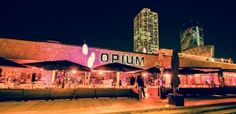 Opium is one of Barcelona's biggest and hottest beach clubs and perfect for having fun in the summer. http://www.apartmentbarcelona.com/blog/2014/06/26/beach-clubs/
