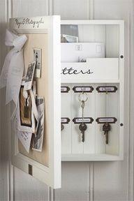 key  mail storage