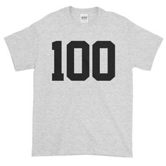 Team Jersey 100 Short sleeve t-shirt