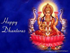 Beautiful collection of Beautiful Dhanteras Cards 2015. Happy Dhanvantari Trayodashi Images for Wallpaper,