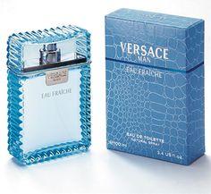 Authentic Versace Man Eau Fraiche Cologne By Versace, oz Eau De Toilette Spray for Men Versace Men Cologne, Versace Fragrance, Versace Perfume, Bvlgari Pour Homme, Versace Man Eau Fraiche, Best Fragrances, Nice Perfumes, Gianni Versace, Versace Versace