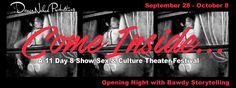 #ComeInside2016 #PortlandOregon Dance Naked Productions presents Come Inside…
