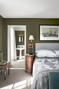 Inexperienced nation bed room in Bed room Ornament Concepts. The primary bed room with a view .... *** Figure out more at the picture link