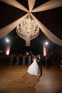 Shiouda Wedding Reception at Iron City | Photography by Alisha Crossley | Planner Jackie Rowell | Chandelier by Design Productions | Iron City Bham | Alabama Wedding Venues | Birmingham, Alabama Wedding Venues | Reception Venues