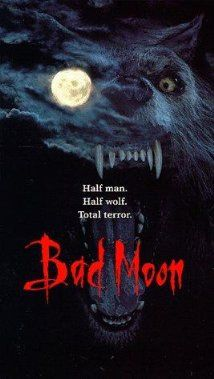 Bad Moon (1996) Poster  One of the better low budget Werewolf movies