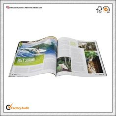 High Quality Factory Price Magazine Printing China Cheap Magazines, Book Printing, Print Magazine, Product Offering, Printing Services, China, Prints, Porcelain