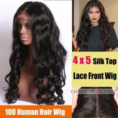Brazilian Remy Silk Top Wigs Body Wave Human Hair Lace Front Silk Base Wigs 7A | Health & Beauty, Hair Care & Styling, Hair Extensions & Wigs | eBay!
