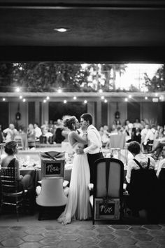 #wedding #photography #blackandwhite Photography by leilabrewsterphotography.com  Read more - http://www.stylemepretty.com/2013/09/24/palm-springs-estate-wedding-from-leila-brewster/