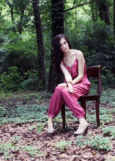 Me sitting in the middle of a forest???