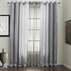 12 Best Curtains Images Curtains Window Treatments Curtain Panels