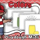 Let kids review  the basic colors using these Playdough Mats, laminate and use with playdough or dry erase markers.  This is a set of  2 printable ...