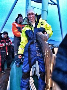 Fishing in Lofoten the Basic way at #HattvikaLodge