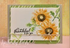 Hello! It's the Blog Hop Post again!  Tonight some of the Art with Heart Stampin' Up! team girls are sharing some fun and fabulous id...