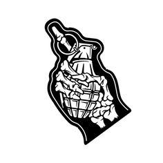 grenade gloves - ZACH SHUTA INC.