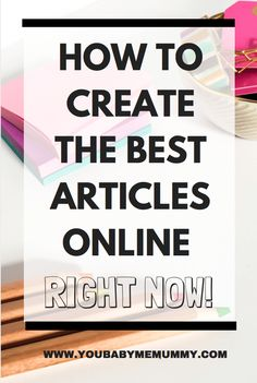 Do you want to know all the secrets to writing blog posts which seriously rock? Here's how to create the best articles online right now