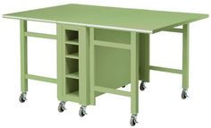 Collapsible table --