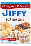 """""""JIFFY"""" mix, Chelsea Michigan. It's like Bisquick, only cheaper and local."""