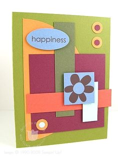 Mary Fish, Stampin' Pretty The Art of Simple & Pretty Cards: April ...