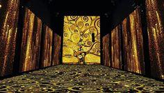 Klimt Experience : exhibition in Florence about Gustav Klimt