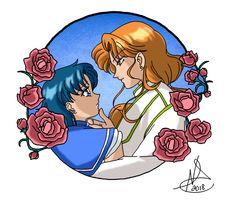 Photos de Художественные работы/by ASH/Anime art – photos Sailor Moon Fan Art, Sailor Moon Character, Sailor Moon Manga, Sailor Moon Crystal, Sailor Moom, Sailor Jupiter, Sailor Venus, Creation Art, Familia Anime
