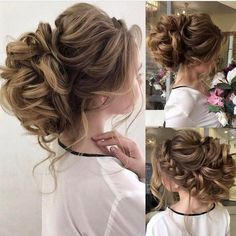 Elstile Long Wedding Hairstyle Inspiration ❤️ http://www.deerpearlflowers.com/elstile-long-wedding-hairstyle-inspiration/5/