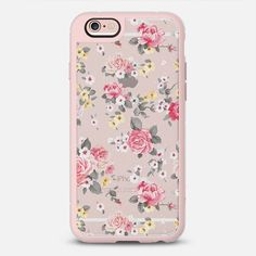 Pink Floral - Classic Snap