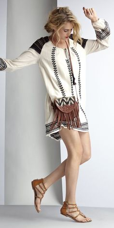 25 Stylish Boho Dress To Look Out For ❤️ :: boho fashion :: gypsy style :: hppie chic :: boho chic :: outfit ideas :: boho kimono :: free spirit :: fashion trend :: embroidered :: flowers :: floral :: lace :: summer :: fabulous :: love :: street style :: fashion style :: boho style :: bohemian :: modern vintage :: ethnic tribal
