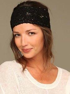 meshlace headband