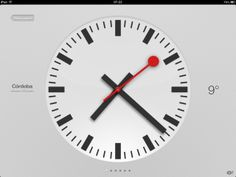 swiss public clock - Google Search