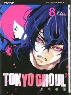TOKYO GHOUL N. 8 ED. JPOP