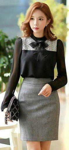 blouse is kind of funky but I like the shape