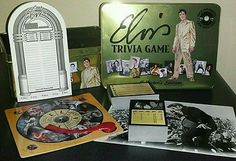 elvis trivia game collectors edition