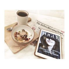 Morning from #Dallas ! Breakfast at the @thejouledallas - at their adorable @weekendcoffee. Their oatmeal with dried fruit is perfect. See you tonight at 6 at @clubmonaco!!! ❤️☕️ #GDDallasFavorites