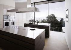 #architektur #architekturschweiz #architekturzürich #architekturbüro #designhaus #interiordesign #design Kitchen Island, Meier, Sink, Interiordesign, Home Decor, Artificial Stone, Breast Feeding, Kitchen Contemporary, Detached House