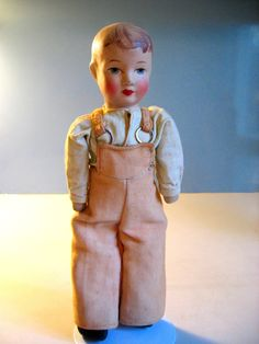 Finnish boy doll