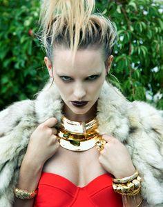 2012-10-12  The Red Shoe Diaries| Pernilla Fransander by Sarah McColgan for Bullett