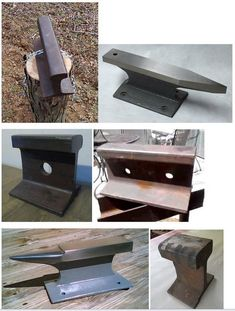 Welding Tools, Metal Tools, Welding Art, Welding Projects, Metal Art, Homemade Forge, Hammer Tool, Toyota 4, Blacksmith Projects