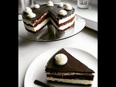 Míša dort | Videorecept | CZ/SK HD recipe - YouTube