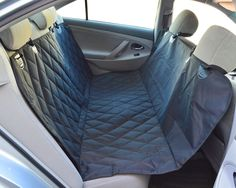 Dog Seat Cover for Cars,Geega Pet Car Seat Covers With Dog Safety Belts,Slip-proof,Waterproof,Dog Hammock >>> Discover this special dog product, click the image : Dog Carriers and Travel Products