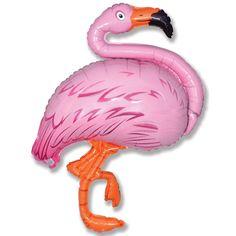 Balão Metalizado Flamingo - Flexmetal - Flexmetal