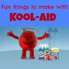 Fun Kool-Aid Crafts and Recipes ($250 Prize Pack Giveaway) | This Mama Loves