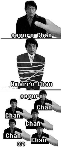 Chan... Ó meus deus...