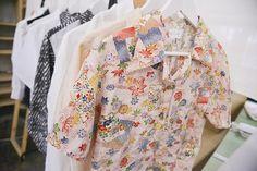 【バンタンデザイン研究所】シャツに特化した展示会「シャツトキヲク」展開催@原宿coromoza!!