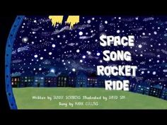 Space Song Rocket Ride, a Stellar Illustrated Song | Sing Books with Emily, the Blog