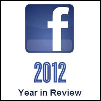 Facebook 2012 Review